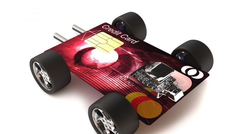 Credit Cards Now Turbo-Charged to Pay Auto Loans