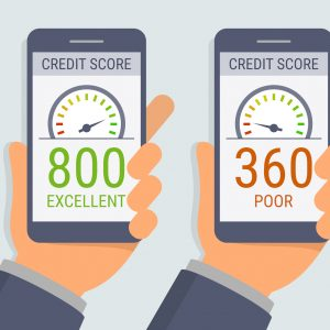 Credit Score improvement (Shutterstock)